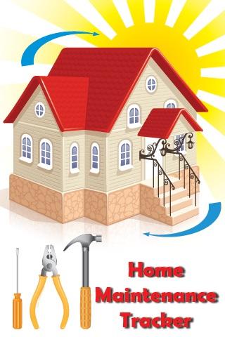 Home Maintenance Tracker HD Lite