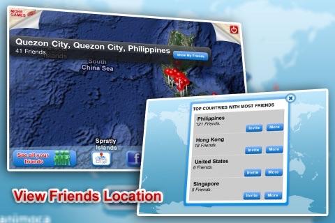 My Friend Map screenshot-3