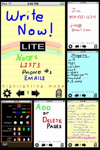 Write Now LITE