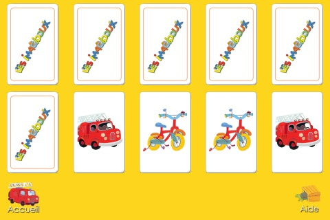 Transports - An interactive picture book to learn while having fun screenshot-4