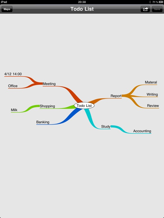 Free Concept Map Creator.Mindmap Creator By Gentle Soft