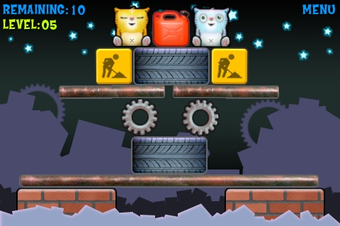 Danger Cats! LITE screenshot-4