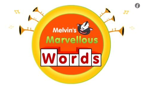 Melvin's Marvellous Words