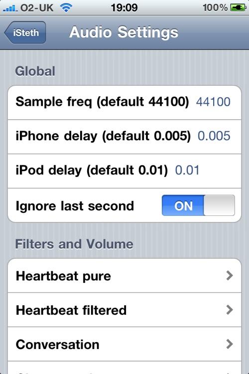iStethoscope Free screenshot-3