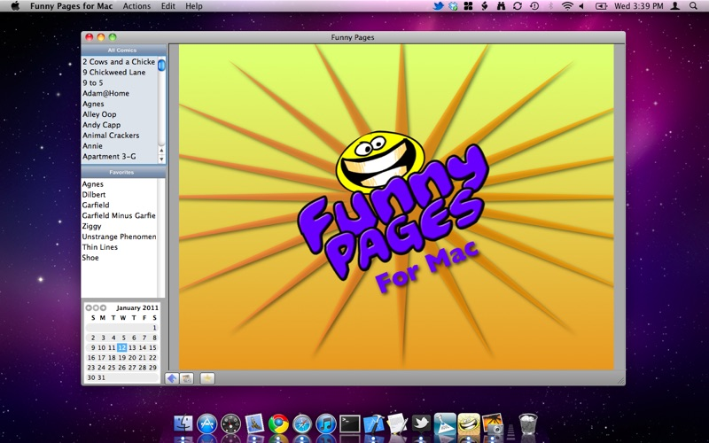 Funny Pages for Mac | App Price Drops