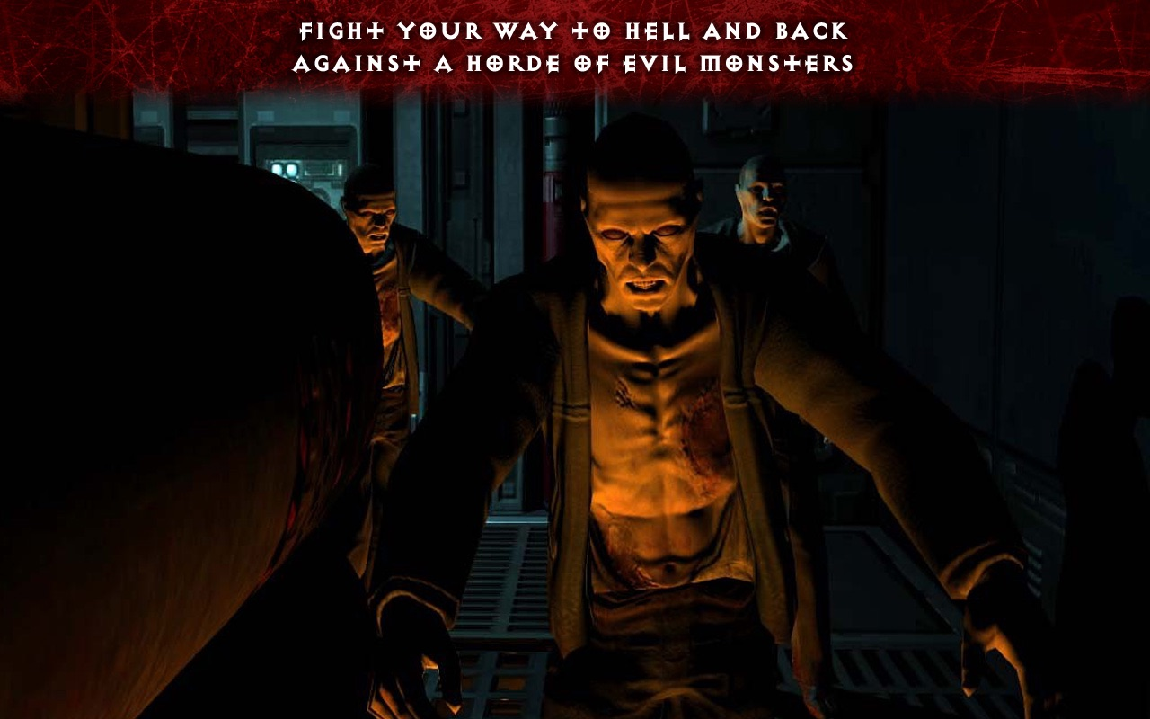Mac Game] DOOM 3 – The Gateway to Hell is Open  | download |AppKed