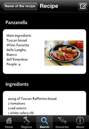 Italians Cook It Better Screenshot