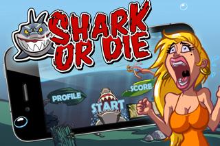 Shark or Die screenshot one