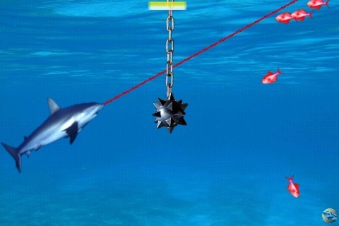 Laser Shark Free screenshot-2