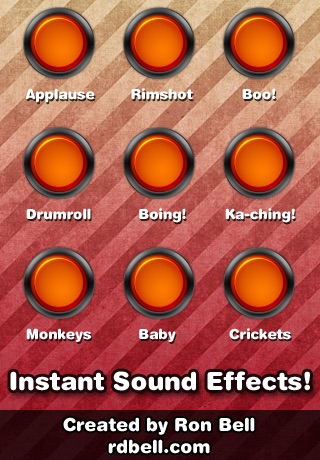 Instant Sound Effects!