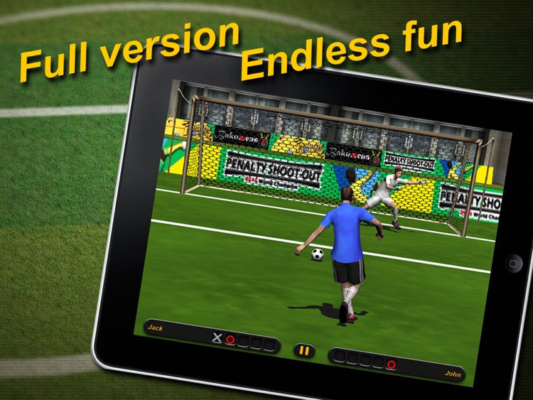 Penalty Soccer 2011 HD Free screenshot-4
