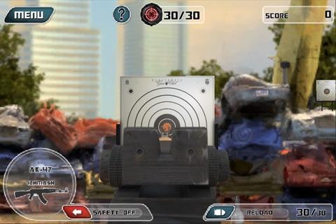 Guns & Ammo : Point of Impact Reloaded HD screenshot-3