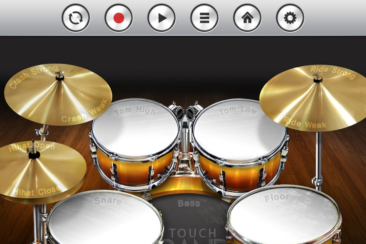 Touch Band Pro screenshot-3