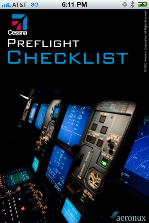 Cessna Checklist screenshot-0