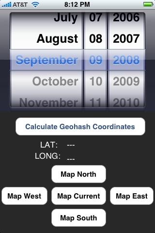 Geohash screenshot 1