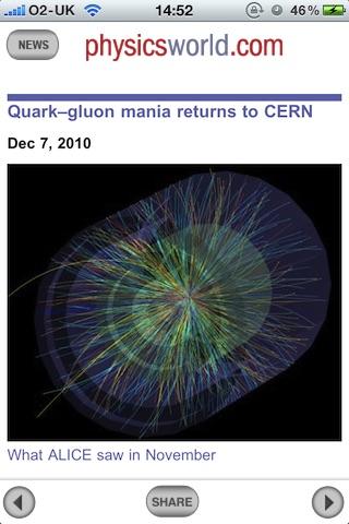 Physics World News Flash