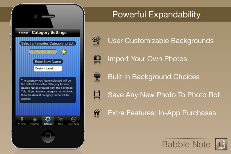 Babble Note screenshot-4