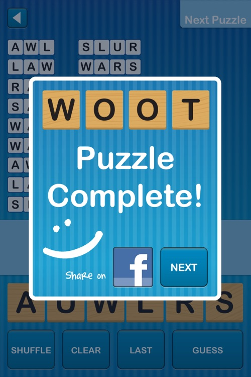 Anagram Twist - Jumble and Unscramble Text screenshot-3