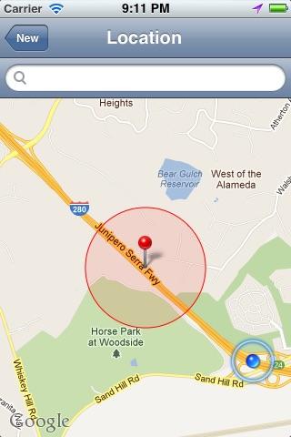 Geo Alarm Lite screenshot-3