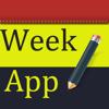Kalenderwochen (KW) App - Zeigt die KW jedes Jahr von 1900 bis zu 2050!