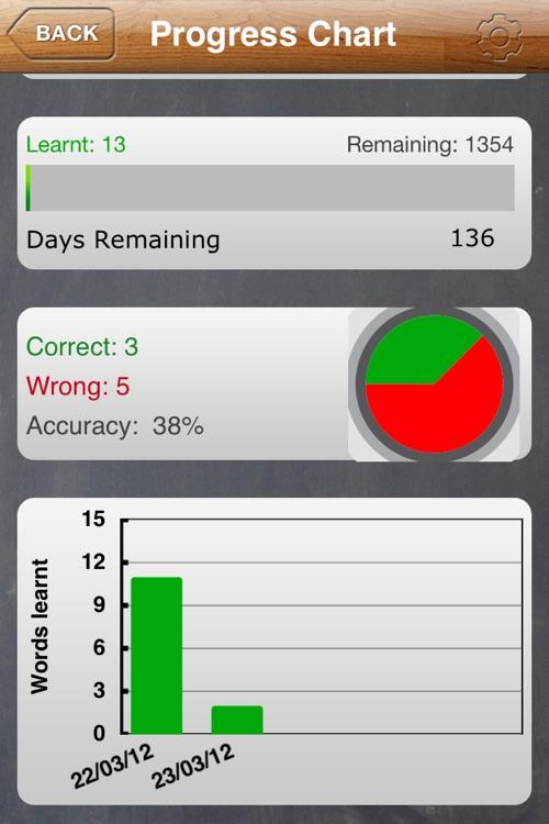 GRE Flash Cards App screenshot-4