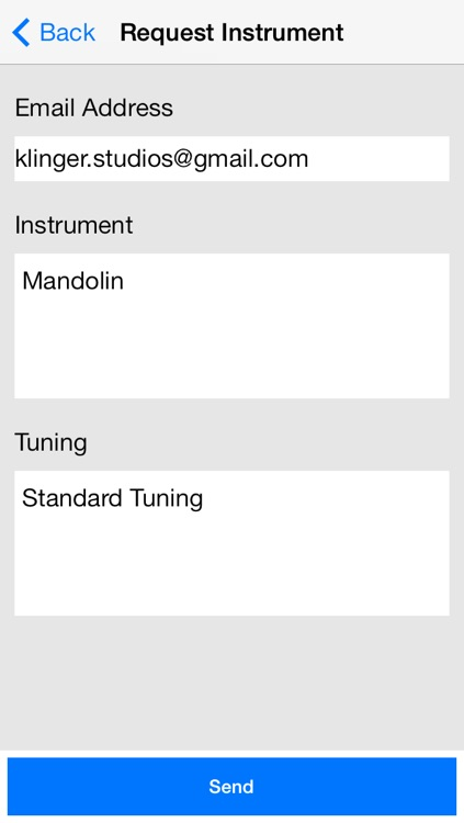 All Tune - Chromatic Instrument Tuner - Tune any instrument!