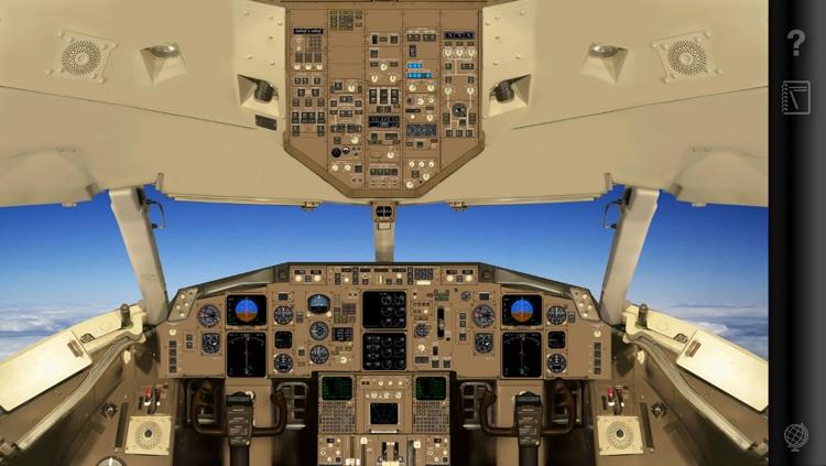 Aerosim Checkride B757 screenshot-4