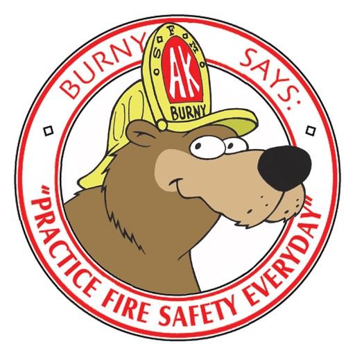 Burny's Fire Safety App