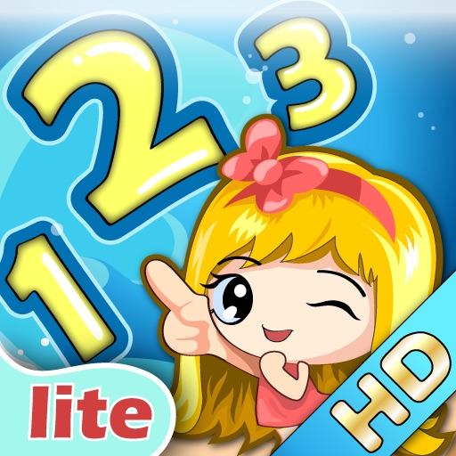 Counting Fun Lite for iPad (Chinese)