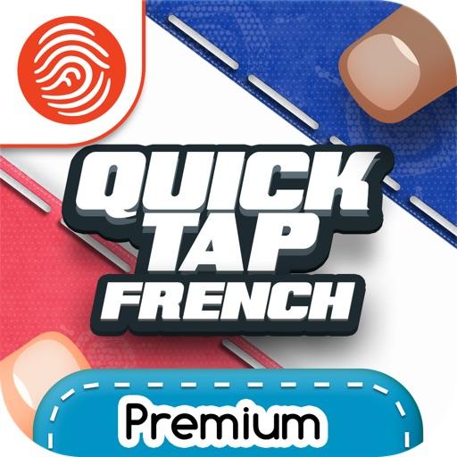 Quick Tap French Premium - A Fingerprint Network App