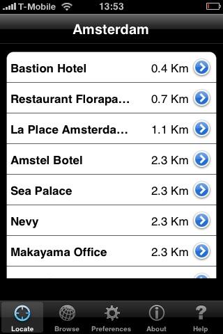 Free WiFi Screenshot 3
