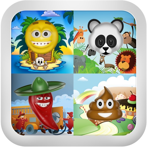Emoji Family – Talking & Singing Smiley Face & Mouth – Funny Free Voice Emoticons, Pet Poop & Animals