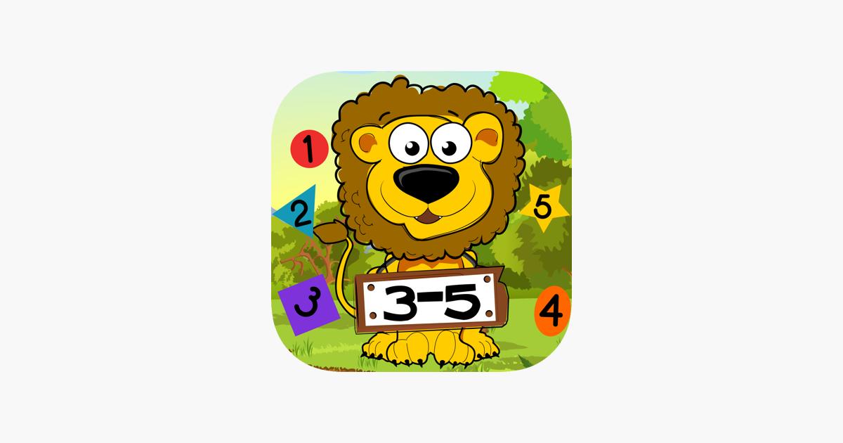 Permainan Pembelajaran Bagi Anak Usia 3 5 Dengan Hewan Permainan