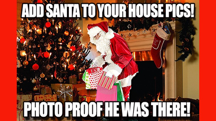 Catch Santa in Your House - SantaCam screenshot-4