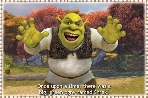 Shrek Forever After- Kids' Book HD