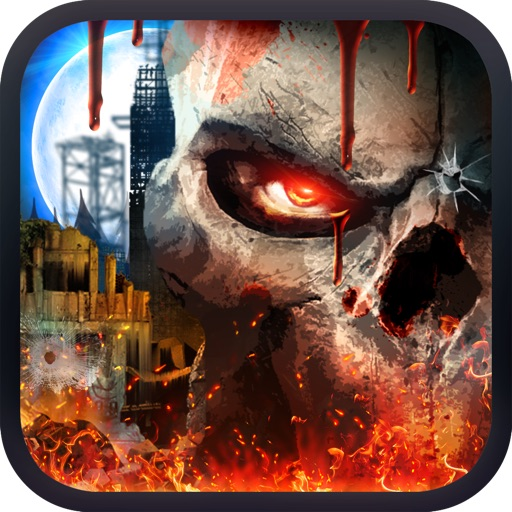 Ghost Town Monster Hunter iOS App