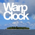 WarpClock Maldives icon