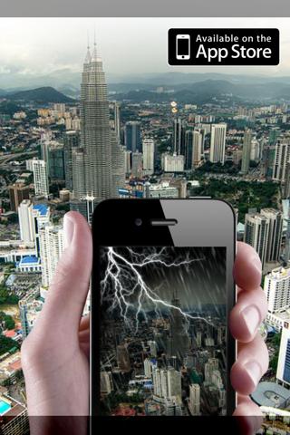 Vinode The Future Weather Forecast AR Appのおすすめ画像2