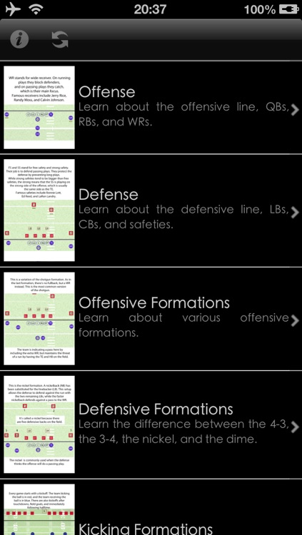 Football Study Guide 101