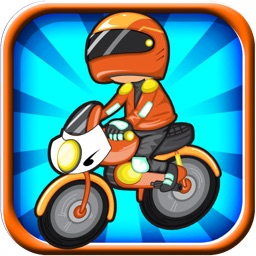 A Furious Nitro Speed Bike Racing Escape Game