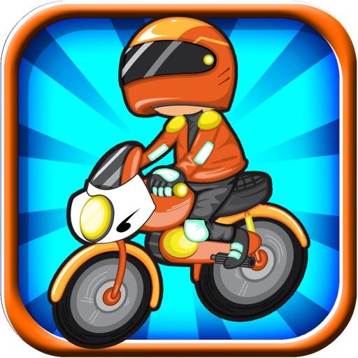 A Furious Nitro Speed Bike Racing Escape Game