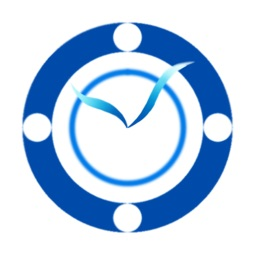 Blue Light Clock