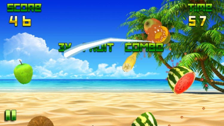 Beach & Fruit