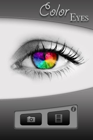 ColorEyes - Realistic Eye Color Changer Screenshot 1
