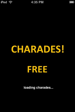 CHARADES - Play With Friends! screenshot-3