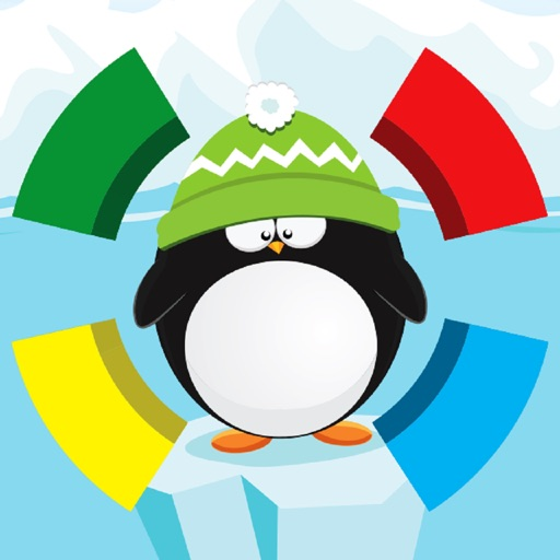Simple Simon Says - Fun Educational Memory Game for Kids - Penguin edition (FREE)