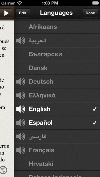 Holy Bible: 27 Languages Side by Side!