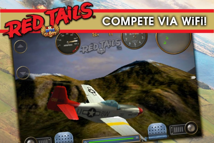 Red Tails™: Skies of Glory screenshot-2
