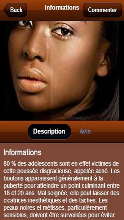 Dermatologue Peaux Noires et Métissées screenshot-4