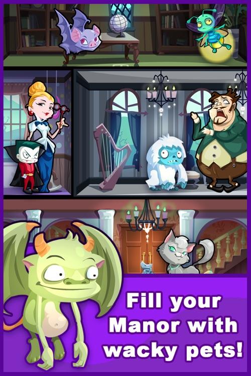 Tap Creepy Manor screenshot-3